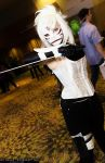 Fem! Battle Kakashi Anbu by ChidoriLove89