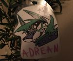 Le badge by AdreanThePomeranian