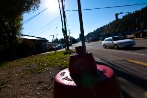 Fire hydrant. by EaGle1337
