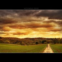 Autumnal Skies by Panomenal