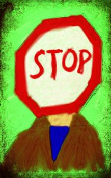Stop sign effect by Triggahlead