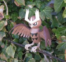 Noctowl by Raitei