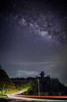 Milkyway at Cameron Highlands by fighteden