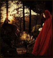 Red riding hood by dangerous-glow