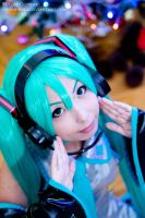 Inspire by Hitomi-Cosplay