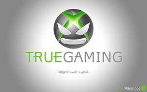 True Gamning xbox 360 edition by MARSHOOD