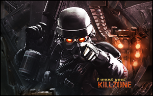 Kill Zone I want You by Tortuegfx