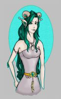 Turquoise by MimiMunster