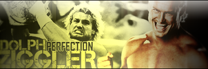 Dolph Ziggler - Perfection - Signature by CVFX