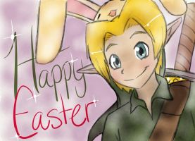 Link Easter by Animorphs1