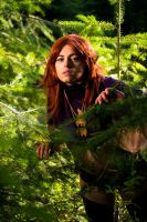 Tyleet: Elfquest. Casual peeking. by LilBluPenguinCosplay