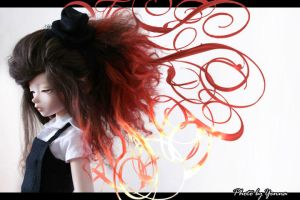 Phoenix Hair by yenna-photo