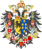 CoA of the Carolingian Empire by TiltschMaster