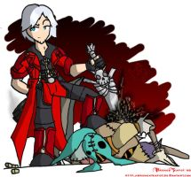 +---Dante---+ by BrokenTeapot