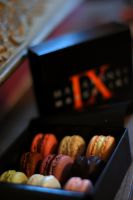 Pierre Marcolini Macarons by MMortAH