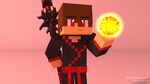 Commission 11a - Dr Redstone0227 by JammerAnimated