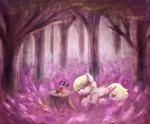 {Landscape Painting} Sing a song by Amura-Of-Jupiter