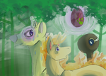 PKMNATION: April Mission 1 SILENCE AFTER THE STORM by Starshall
