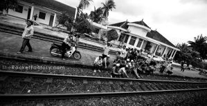 Track side by frankrizzo