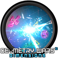 Geometry Wars 3 Dimensions by POOTERMAN