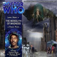 Lenny Henry in Doctor Who: The Monolith of Madness by Freddy-the-Peacock