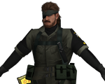 MGS Peace Walker BIG BOSS HD V2.0 by sidneymadmax
