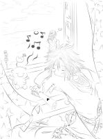 Waiting for the next journey... [KH][WIP][3] by SupidoNamikko