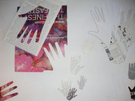 Hands collage by CamillaAnne