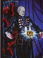 PinHead by BlackCoatl