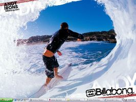 billabong Surfing by SeanSin