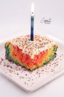 Colorful Celebration by EnchantedCupcake