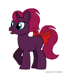 Filly Tempest Shadow by lonewolf3878