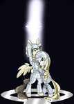 Tron Those Pones by BambooDog