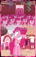 MLP : Too Many Pinkie Pies - Movie Poster by pims1978