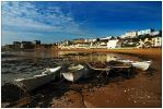 Low Tide Morning by superkev