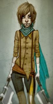 Troublemaker by enmi