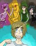Pewdiepie Amnesia by Amyhip