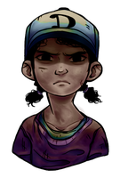Clementine by potatoesrawesome1