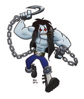 Lobo by WesleyRiot