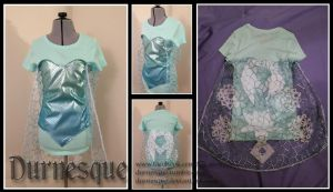 Snow Queen 'Princess' T-shirt by Durnesque