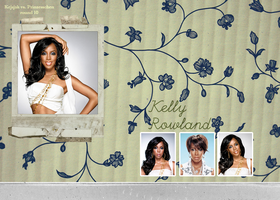 Kelly Rowland. by cassie93
