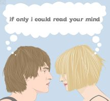 if only i could read your mind by superladysarah