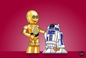 Look Sir... Droids by DanielMead