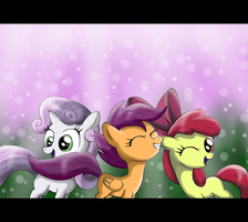 .:Cutie Mark Crusaders:. by The-Butcher-X