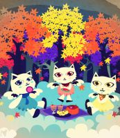 FALL CONTEST by nasiputih25