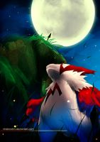 Zangoose-There You Are.. by nheinnahn