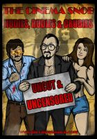 The Cinema Snob: Nudies, Rudies and Crudies DVD by ShaunTM