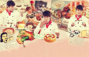 Donghae - The Cook by NileyJoyrus14