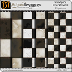 Grandpas Checkboard patterns by BuburuResources