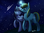 Midnight Stroll by Maexis